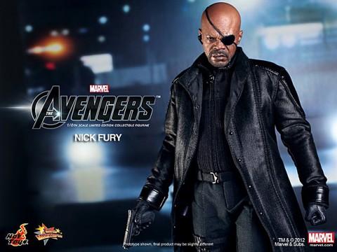 Nivk Fury el Super espía del mundo