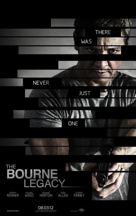 bourne legacy teaser poster