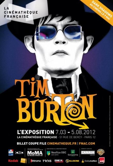 Tim Burton presenta Dark Shadows