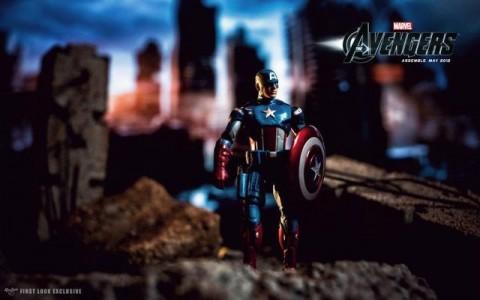 El primer vengador El Capitán América