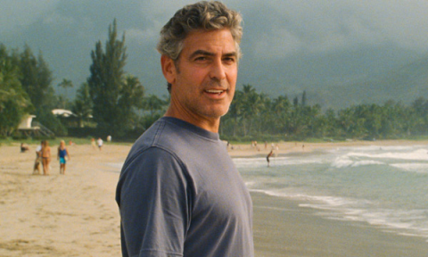Clooney es Matt King