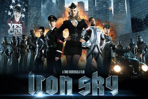 iron sky nazis luna espacio