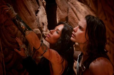 John Carter y la princesa de Marte