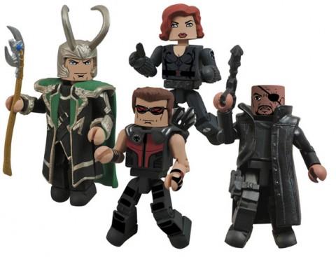 Loki y los agentes de S.H.I.E.L.D.