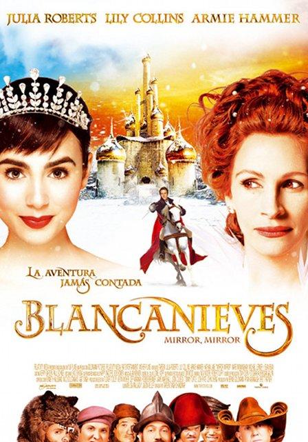 En España se llamara Blancanieves