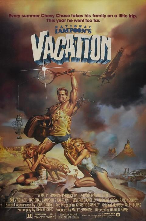 vacaciones poster portada