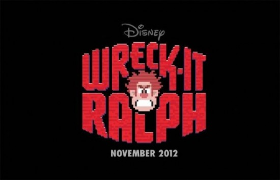 wreck it ralph logo