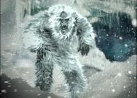 El Abomiable Hombre de las Nieves - El Yeti