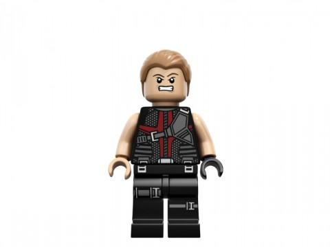 Hawkeye version lego