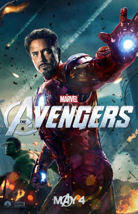 Iron Man salvara la tierra o al menos la vengara