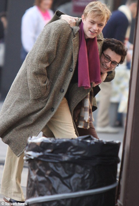 Kill Your Darlings Dane DeHaan DanielRadcliffe