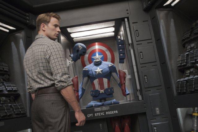 avengers vengadores capitan america