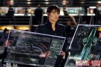 Maria Hill en Avengers