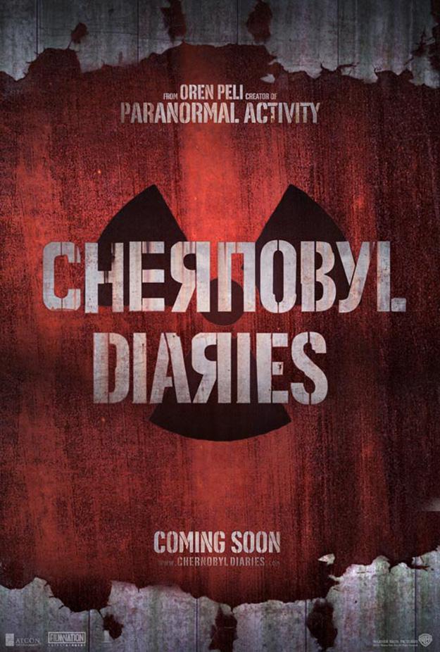diarios chernobil poster