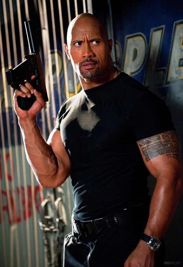 dwayne johnson gi joe retaliacion