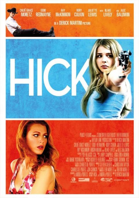 hick poster chloe grace moretz