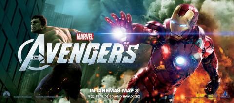 avengers iron man hulk