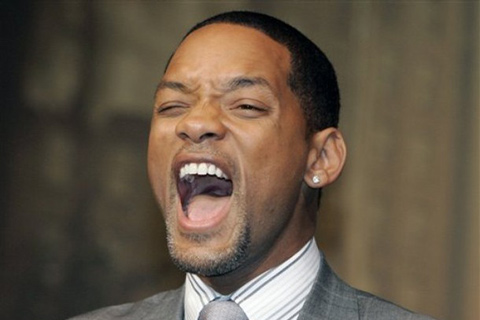 will smith hell naw