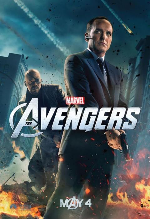 avengers agente coulson clark gregg