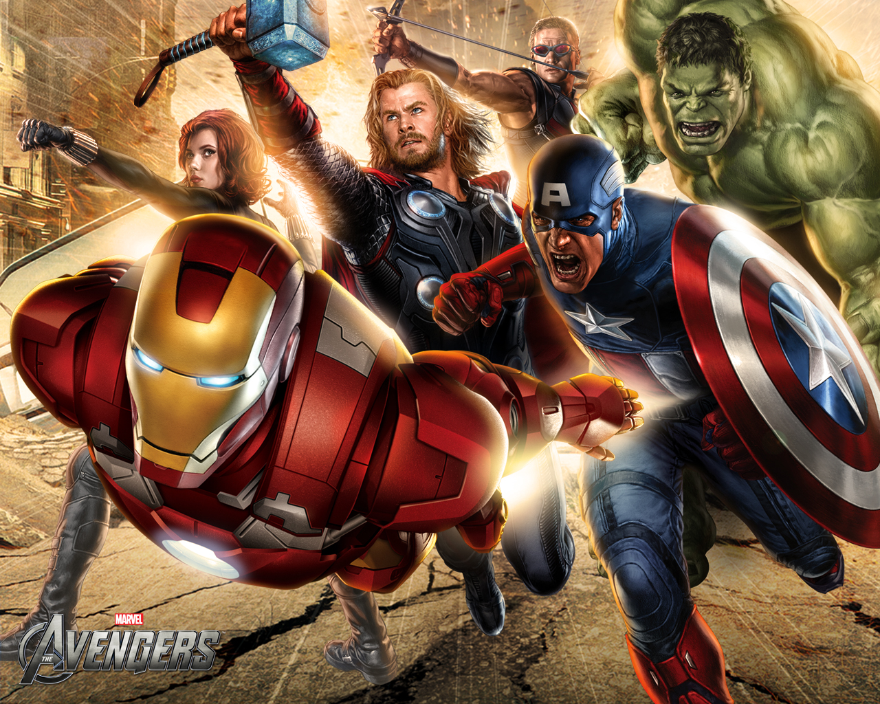 En Fin Ya Saben 27 De Abril El Estreno Los Avengers Cine Nada