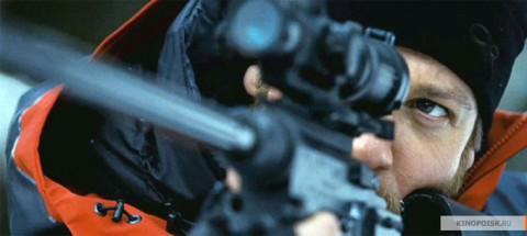 bourne legacy sniper