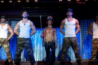 magic mike channing tatum pettyfer mcconaughey