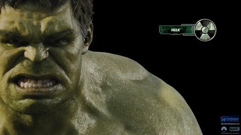 Wallpaper Hulk Avengers