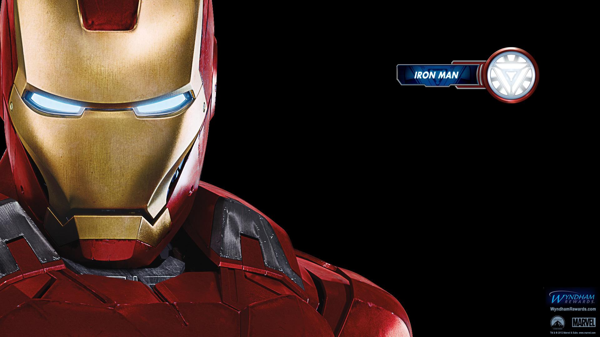 Wallpaper iron man Avengers
