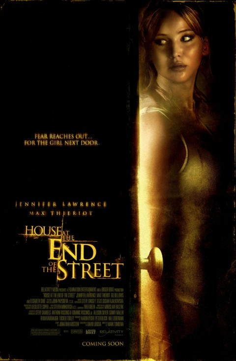 house end street poster movie