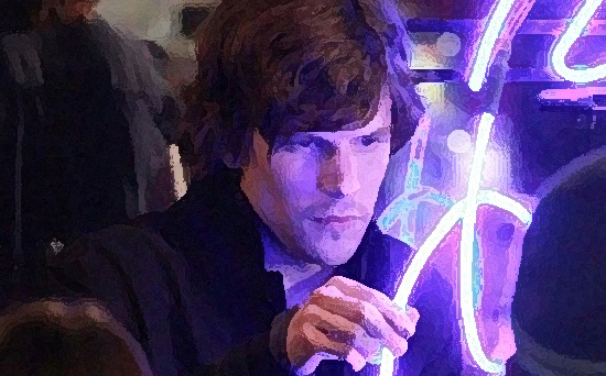 now you see me jesse eisenberg