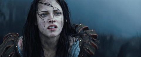 Kristen Stewart blancanieves cazador