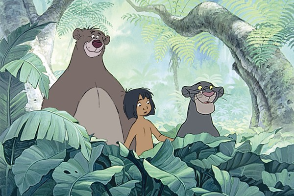 libro selva mowgli