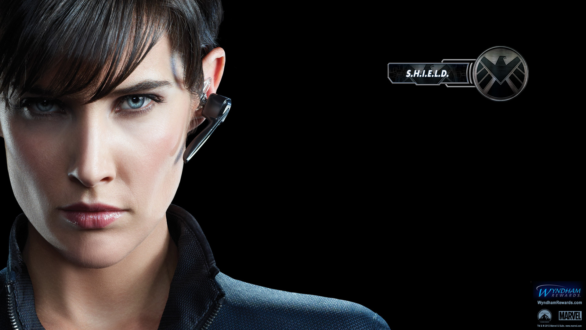 wallpaper maria hill avengers