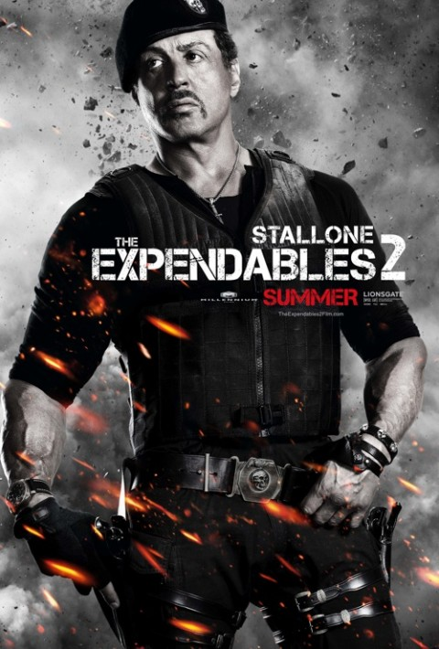 sylvester stallone indestructibles 2