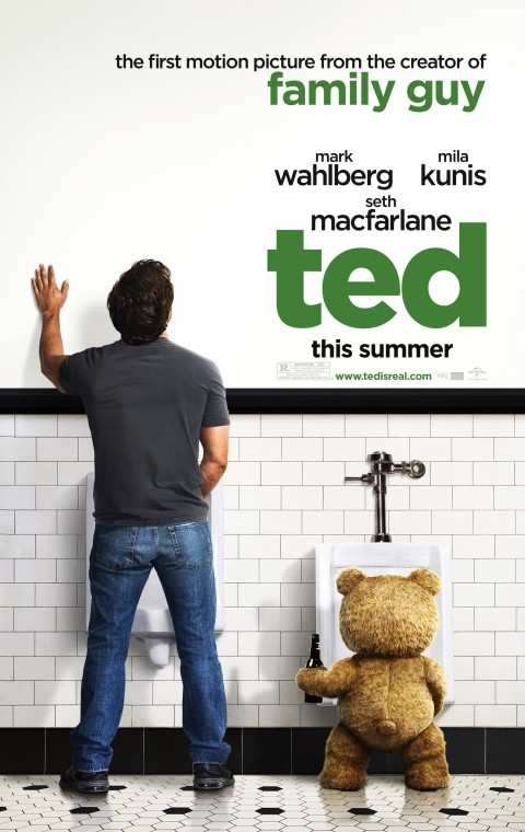 ted poster oso wahlberg