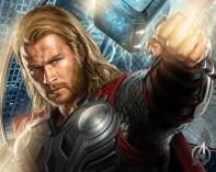 thor wallpaper avengers