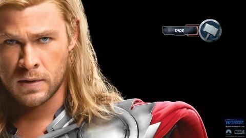 Wallpaper Thor Avengers