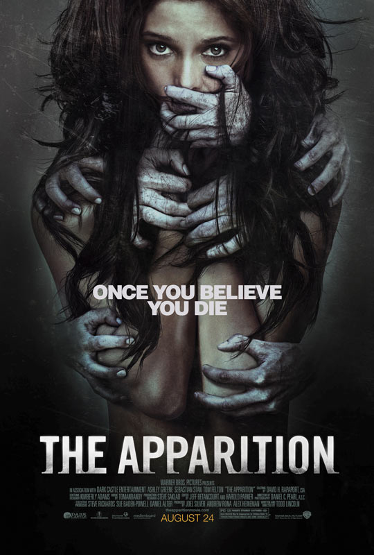aparicion pelicula poster