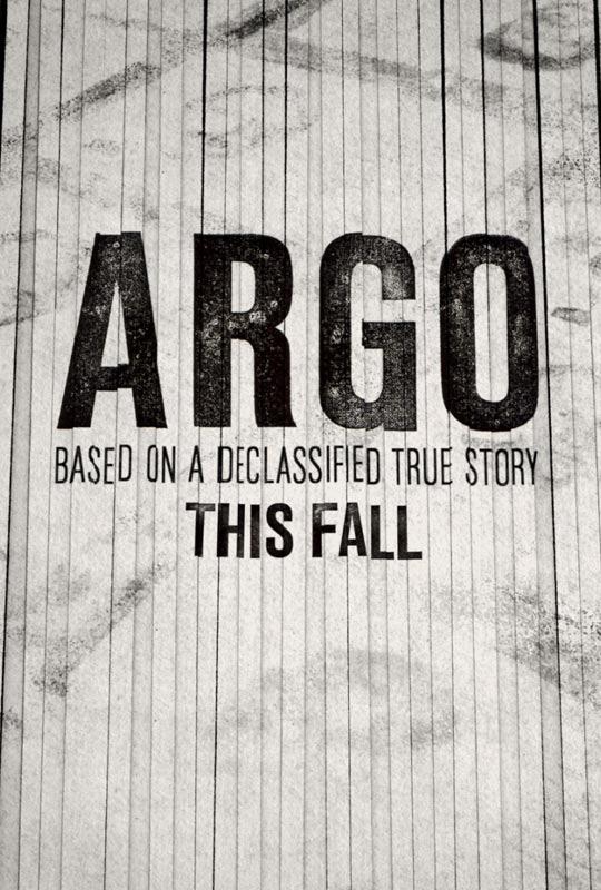argo poster affleck