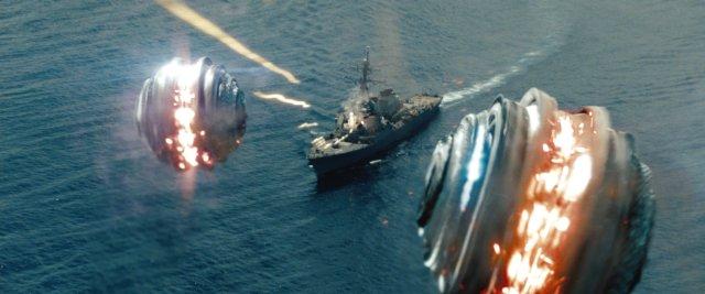 batalla naval ataque