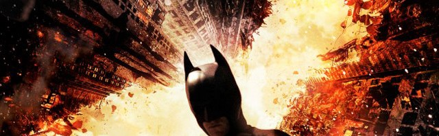 caballero noche asciende fire will rise batman
