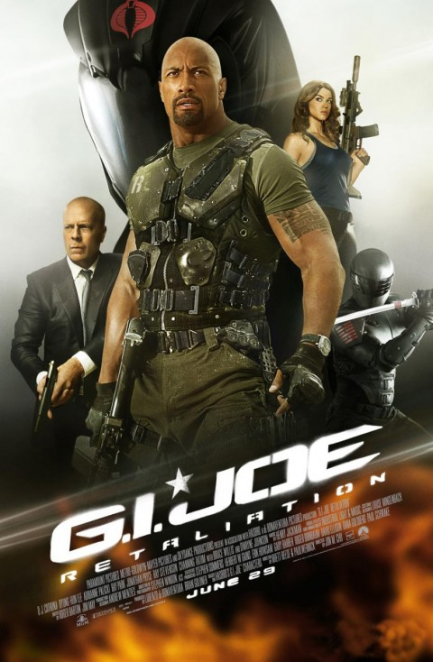 gi joe contraataque poster