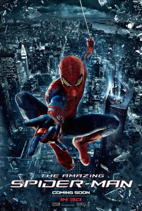 hombre araña poster
