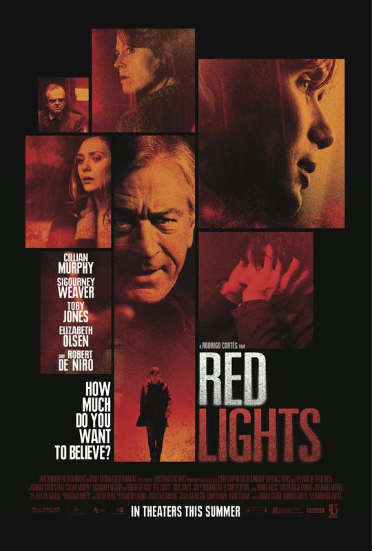 red lights el poster