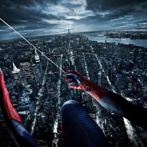 sorprendente hombre araña sans