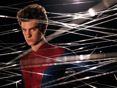 peter parker spiderman andrew garfield
