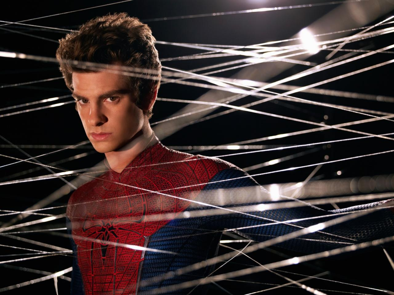 peter parker spiderman andrew garfield