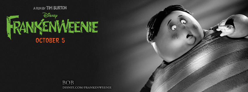 frankenweenie bob facebook  cover