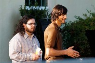 jOBS josh gad ashton kutcher