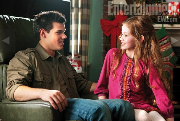 jacob renesmee